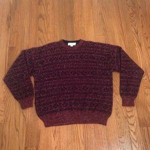 Brandini Oversized Sweater Made in Italy